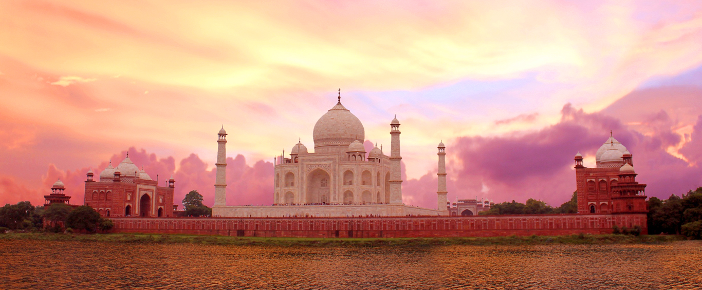 Taj Mahal - A Timeless Beauty