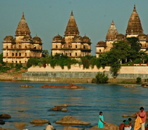 Golden Triangle With Orchha Khajuraho Tour from Delhi