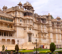 Golden Triangle With Udaipur Tour from Delhi