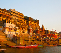 Golden Triangle With Varanasi Tour from Delhi